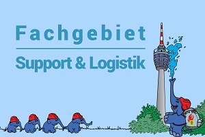 Fachgebiet Support u Logistik